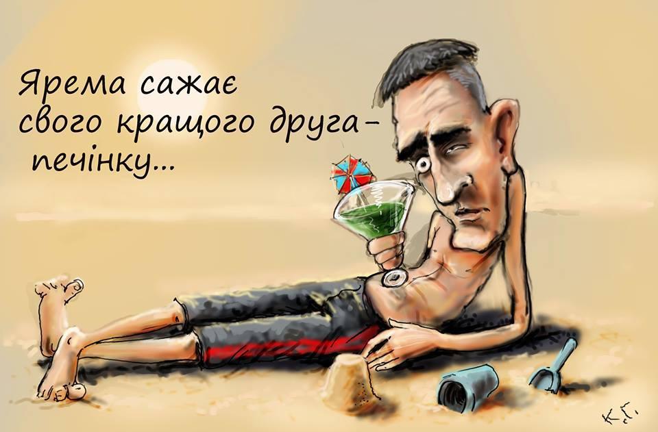 Кандидат в мэры Киева Думчев подтвердил, что является кумом экс-Генпрокурора Яремы - Цензор.НЕТ 680