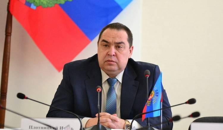 Сын Плотницкого полуил российское гражданство