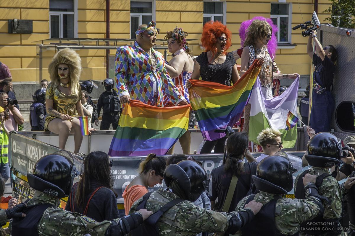 """Барна предлагает запретить демонстрировать свою сексуальной ориентации"""""""