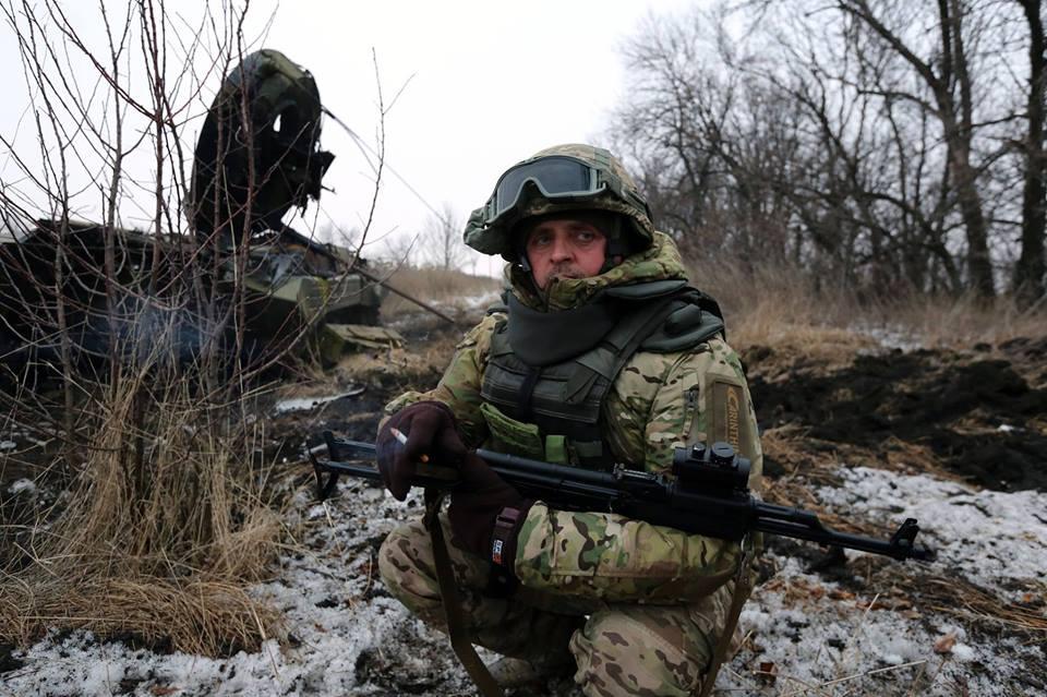 Террористы обстреляли станцию скорой помощи вблизи Попасной, - Москаль - Цензор.НЕТ 5580