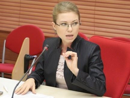 Олександра Павленко.