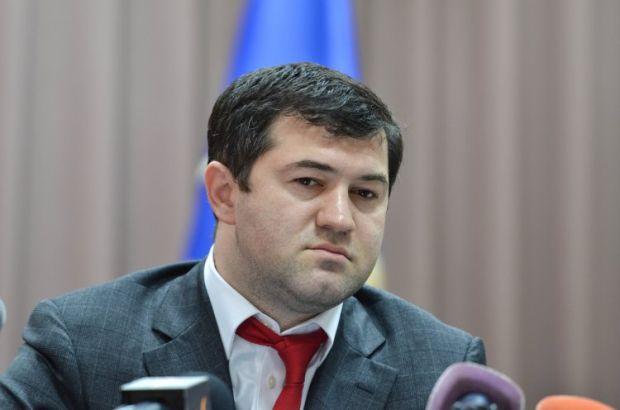 Насиров требует восстановить его в должности Главы ДФС