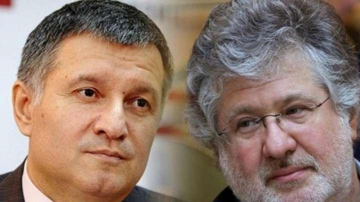 СМИ узнали о встрече Авакова с Коломойским