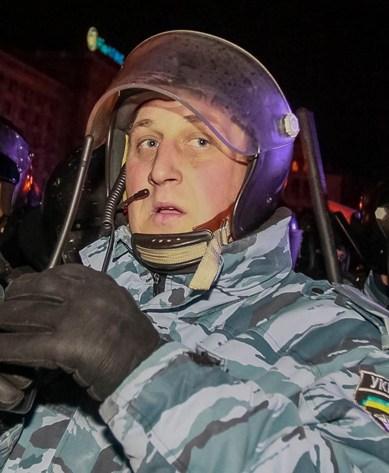 ГПУ сообщила о подозрении милиционерам, задерживавшим активистов Майдана - Цензор.НЕТ 4025