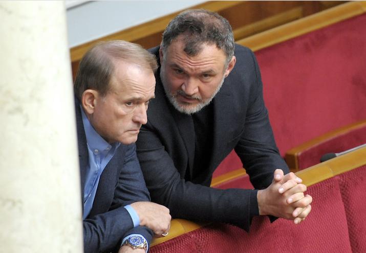 Против Турчинова открыли уголовное дело. Заявление написали Медведчук и Кузьмин