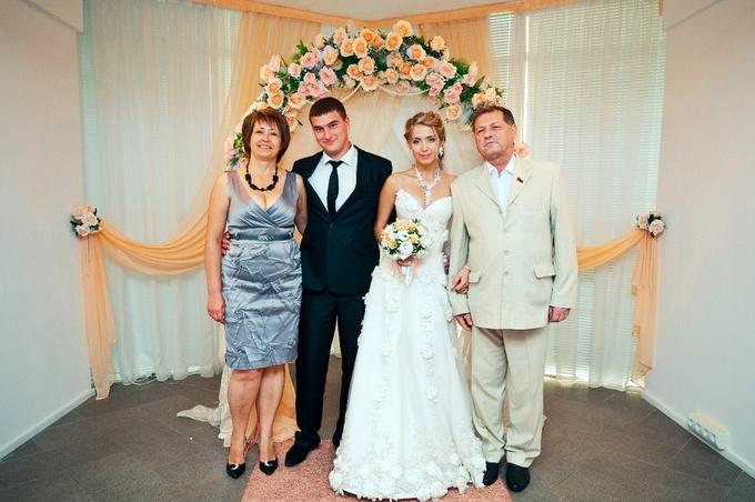 Костюмы на свадьбу дочки