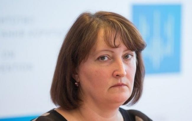 Сотрудница НАПК обвинила Корчак в подтасовках при проверке деклараций