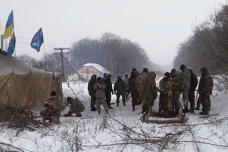 Котиково, Вяземский-Район,Хабаровский-Край, всу заблокировали жд в щербиновском районе одному
