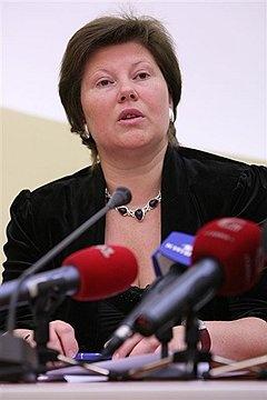 Председателем комиссии по избранию антикоррупционного прокурора стала Екатерина Левченко - Цензор.НЕТ 5532